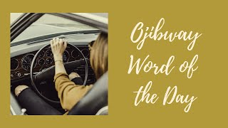 #102 - Ojibwe Language - Drive Away with