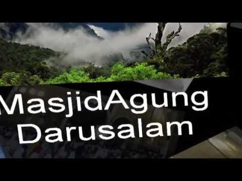 Masjid Agung Daarussalaam Purbalingga