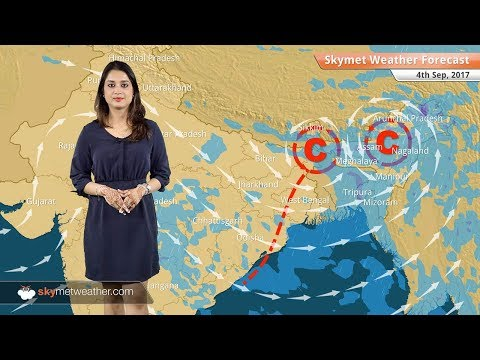Weather Forecast For Sep 4: Good Rain In Assam, Northeast; Dry Weather In Delhi