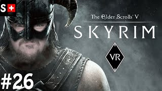 Skyrim VR - 26: Tнe End of Ancano