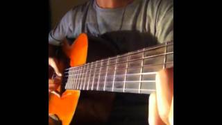 Người yêu cũ có người yêu mới guitar cover (có hợp âm)