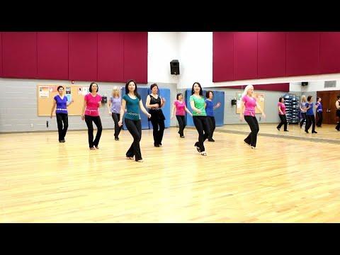 Put The Blame On Me - Line Dance (Dance & Teach in English & 中文)