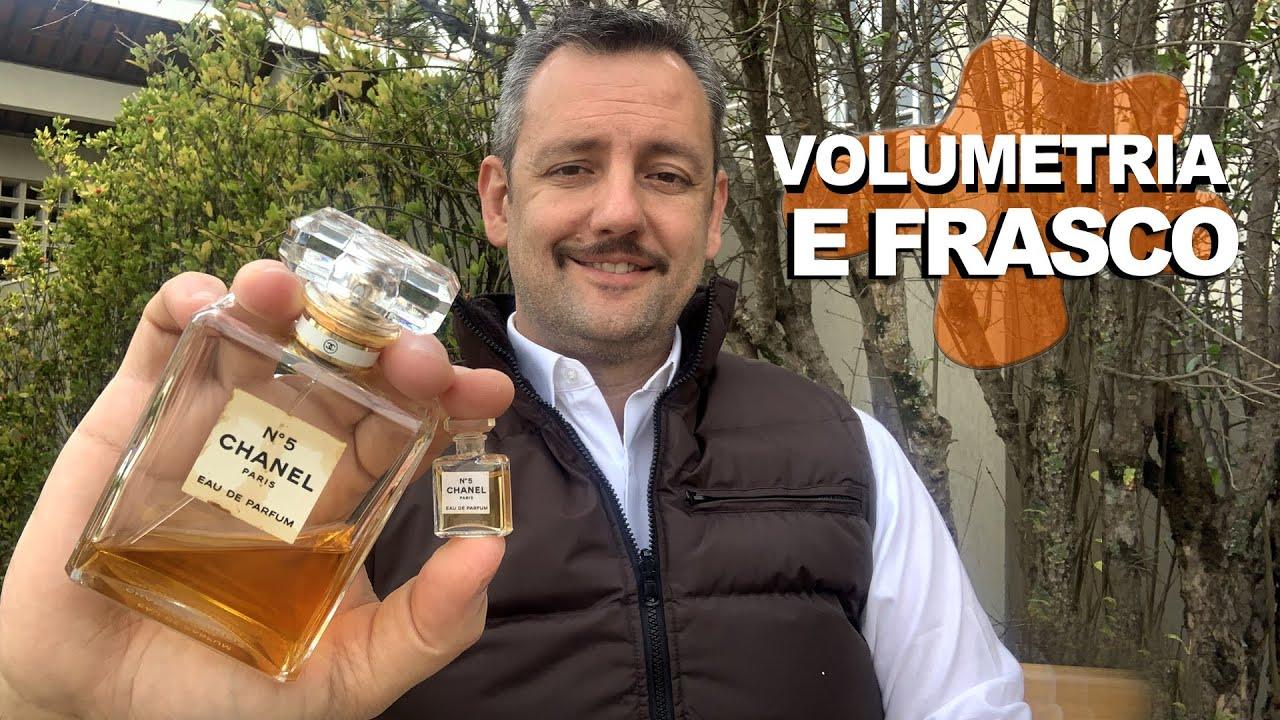 AS 5 QUESTÕES ESSENCIAIS SOBRE O FRASCO DO SEU PERFUME