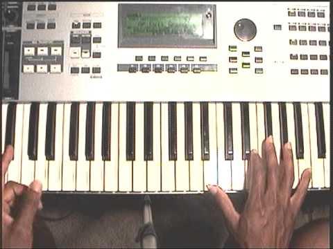 Tye Tribett I need you piano tutorial