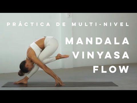 MANDALA VINYASA FLOW - YOGA MULTI-NIVEL | 2021 with ABSMO