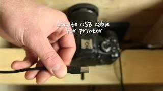 photo booth instruction videos installing tablet camera printer