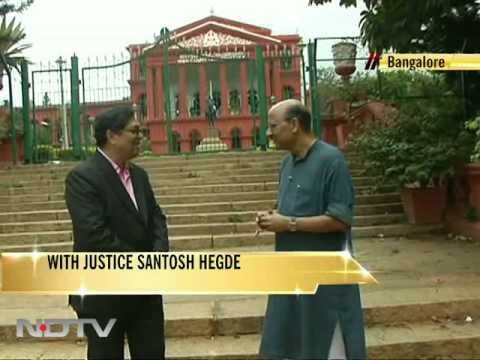 Walk The Talk with Justice Santosh Hegde
