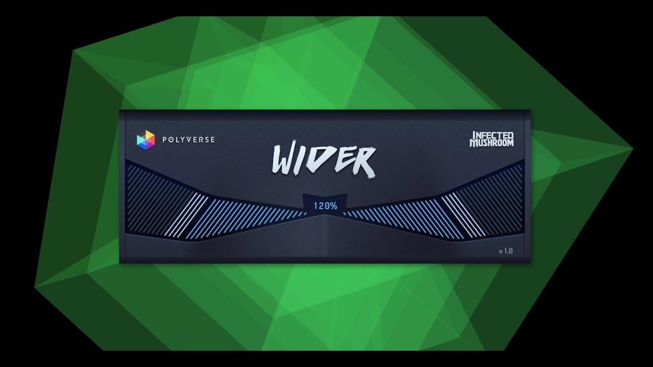 Wider - Polyverse Music