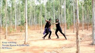 The Humma - Ok Jaanu|Zumba Choreo by Naveen Kumar and Jyothi Puli|NJ Fitness