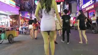Pattaya Night Scenes - April 2018