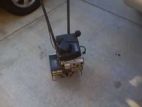 10 inch craftsman 2 0 hp cultivator m n 536 29252100 youtube rh youtube com craftsman cultivator attachment manual craftsman tiller cultivator manual
