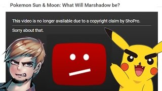The Pokemon Theory THEY DONT WANT YOU TO SEE! (Copyright Strike Update) #WTFU