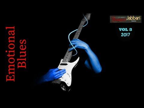Emotional Blues Music - Relaxing Blues Music | Vol 3
