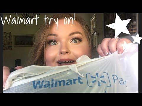 Is Walmart trendy? Plus size try on