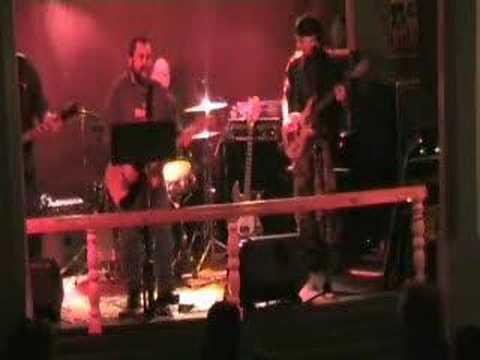 Bad Taste live 2006 Crackhead blues