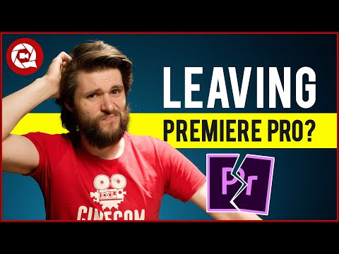Is it time to LEAVE Premiere Pro?