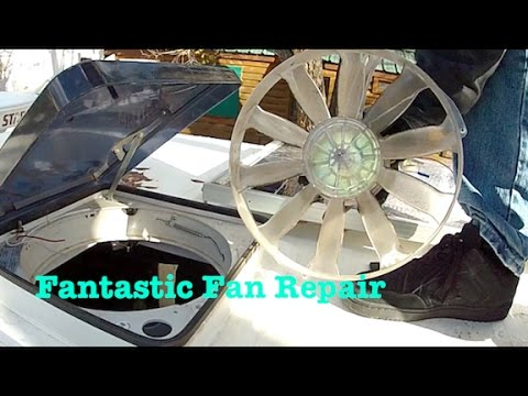 Fantastic Fan Fixing on