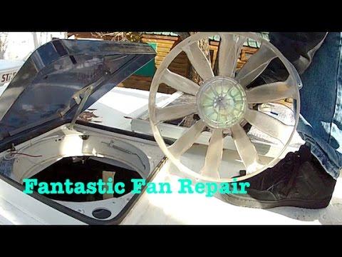 Fantastic Fan Fixing - YouTube
