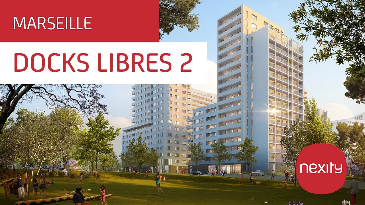 Les docks libres 2 programme immobilier neuf nexity for Projets de maisons libres
