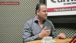 La entrevista con Mauricio Prieto