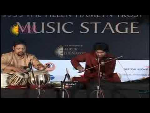 Sharat Chandra Srivastava Raag Jaijaivanti Live in Jaipur 4