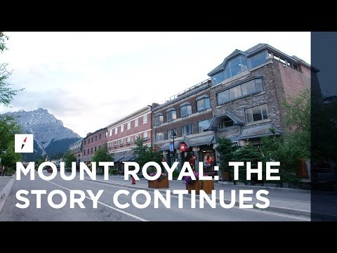 Mount Royal Hotel | The Story Continues