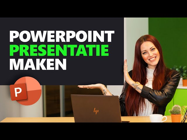 Hoe maak je een PowerPoint presentatie? | PowerPoint basics | PPT Solutions