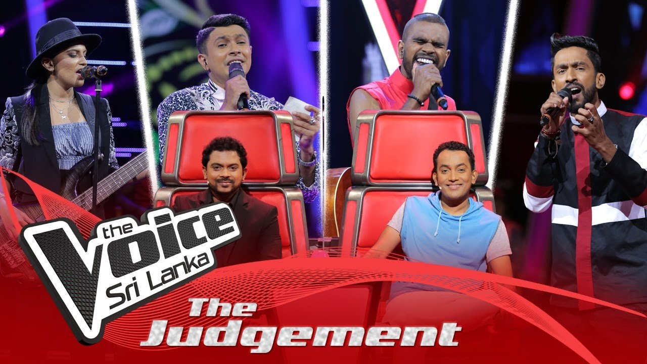 The Judegment | Team BnS Day 03 | The Knockouts | The Voice Sri Lanka