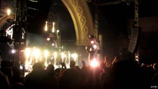 And One - Technoman & Military Fashion Show (live in Leipzig, Haus Auensee, 09.05.15) HD