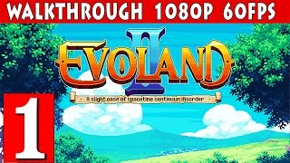 Evoland 2 Walkthrough - Part 1 Gameplay HD 1080p 60fps