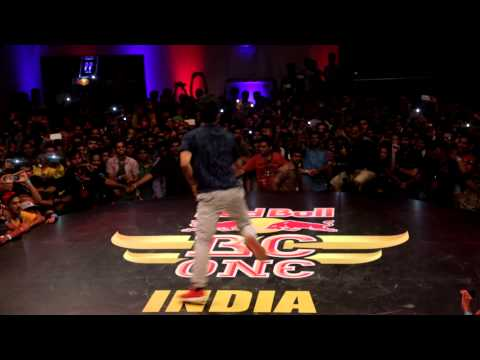 Bboy Hong 10 Showcase | Red Bull Bc India One Cypher 2015