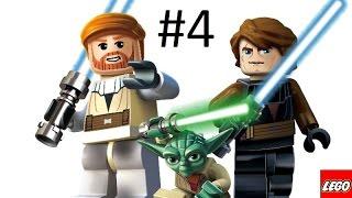 [PS2] LEGO StarWars: The Videogame Прохождение #4