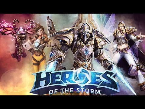 Artanis | Viable Solo Warrior | Heroes of the Storm | Gameplay Guide