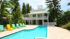 Cherryfish: an impressive rental home on Anna Maria Island, Florida