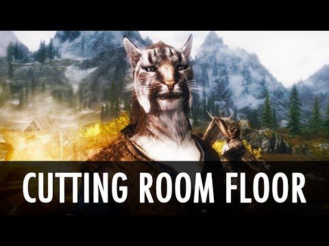 Skyrim mod restores content cut by Bethesda