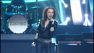 Soraya imita a Scorpions en 'Still loving you' - Tu Cara Me Suena
