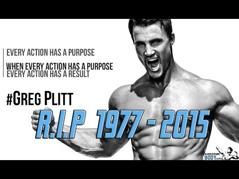 Greg Plitt motivational Quotes   R.I.P