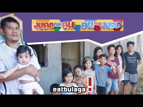 Juan For All, All For Juan Sugod Bahay | January 6, 2018