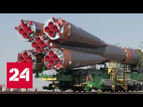 """Союз"" для нового экипажа МКС подготовили к старту"