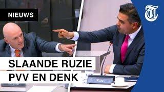 PVV en Denk vliegen elkaar in de haren
