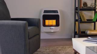 Dyna-Glo Signature Series 18,000 BTU Infrared Wall Heater