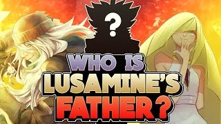 Who is LUSAMINE'S FATHER? (Ft. Lumiose Trainer Zac) - Pokemon Sun and Moon Theory)