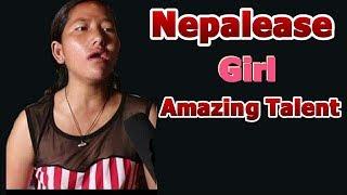 २२ बर्षिय युवतीको यस्तो भिडियो YouTubeमा सार्वजनिक सबैले हेर्नुहोला Animal sounds by Santoshi Subba