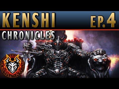 Kenshi Chronicles PC Sandbox RPG - EP4 - THE ARMOR KING