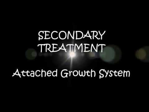 STB 3022: Liquid Waste Treatment: Secondary  Treatment (Attached Growth System)