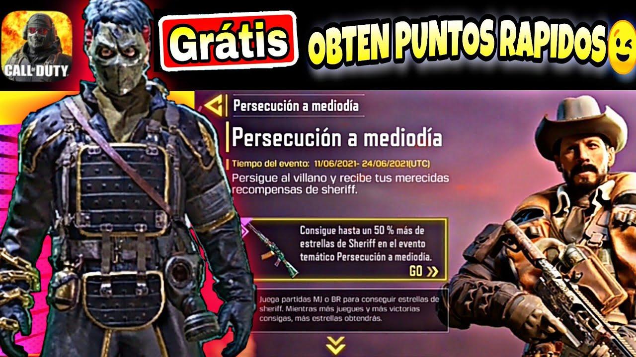 Download Como Conseguir NUEVO PERSONAJE TENGU BLACK GOLD en Call Of Duty Mobile EVENTO PERSECUCIÓN a Mediodia