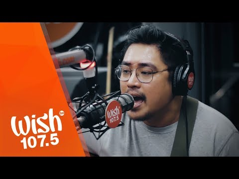 "December Avenue performs ""Sa Ngalan ng Pag-ibig LIVE on Wi"