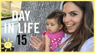 ELLE | DAY IN LIFE 15... Tess' First!