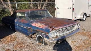 FOUND : 1964 Ford Galaxie 500XL