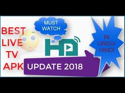 best hd live tv apk